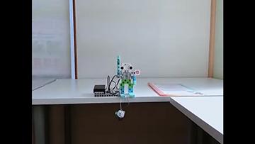 魚つりロボット